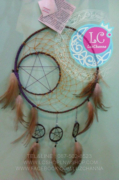 ดรีมแคชเชอร์ Dream Catcher 9 in large image 0 by luzchanna