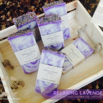 RELAXING LAVENDER at Blisby