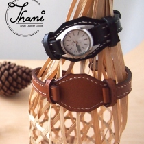 Bund watch straps with wrist pad (สายนาฬิกา) No.BW01-04 at Blisby
