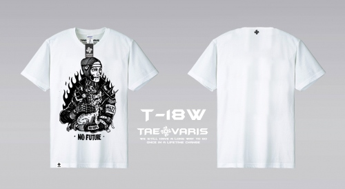 เสื้อยืด T-18W large image 1 by TaeVaris