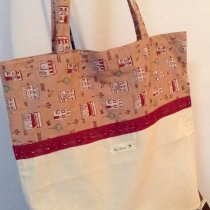 The sweet tote bag at Blisby