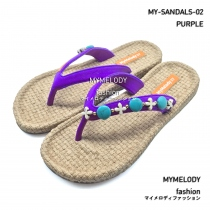 MY-SANDALS-07 ( PURPLE ) at Blisby