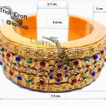 Thai Tradition Bracelet at Blisby