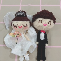 Sweety Bride and Groom 2 at Blisby