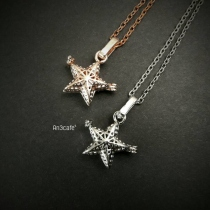 ล็อกเก็ตดาว lockets star Vintage pendant jewelry at Blisby