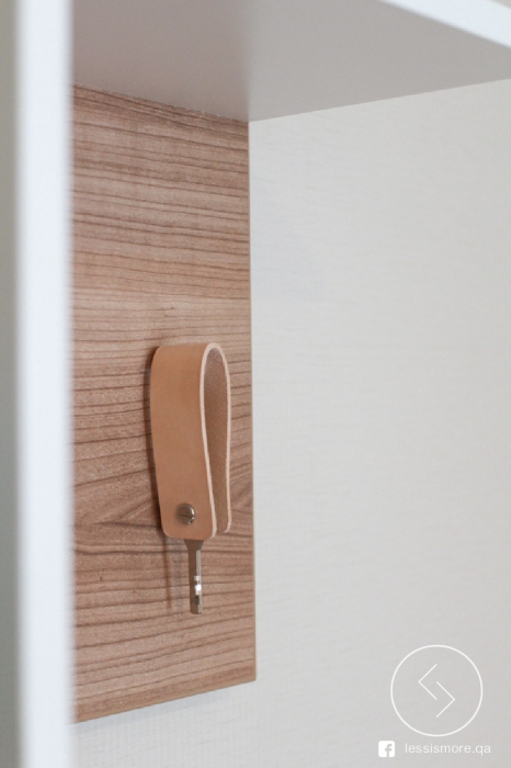 ◄ LIM : Leather key holder ► large image 2 by lessismore
