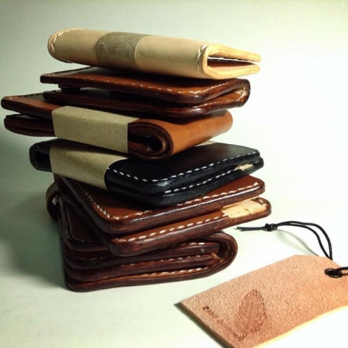 Small wallet large image 0 by qupidhandcraft