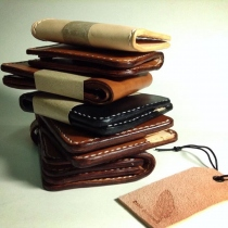 Small wallet at Blisby