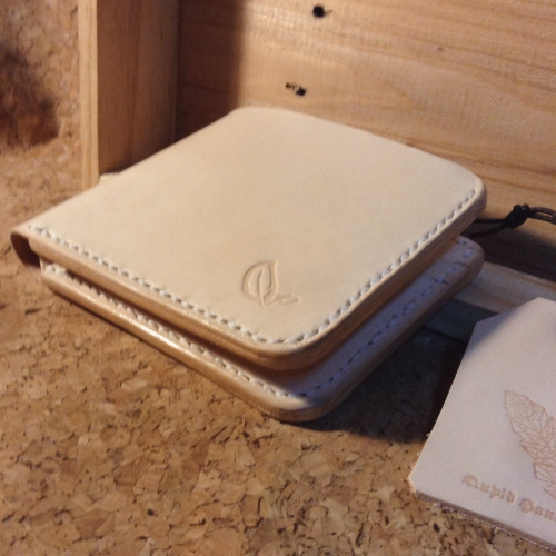 Small wallet large image 1 by qupidhandcraft