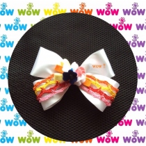 wow !! Colour full Ribbon at Blisby