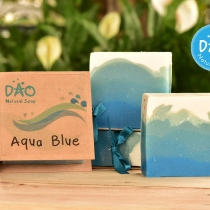 Aqua Blue, Soap for Men at Blisby