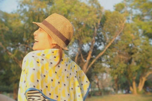 Pip Scarf ผ้าพันคอ ลาย The Yellow&Pole large image 1 by PipTheIllustory
