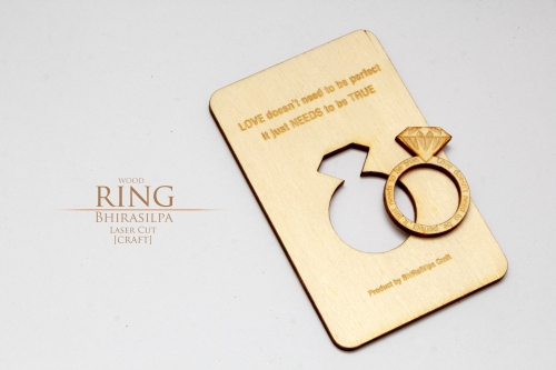 ring card large image 2 by Bhirasilpa