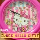 clock big size hello kitty