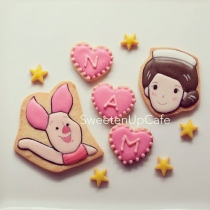 Your Favourite items Icing Cookies at Blisby