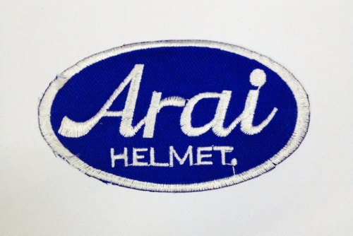 Arai ตัวรีด large image 1 by irononpatchstore