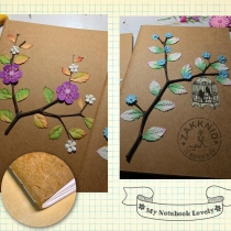 "Notebook ""Branch"" at Blisby"