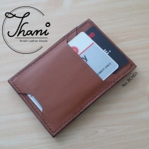 Leather Banknote and Cards holder กระเป๋าใส่ธนาบัติและบัตรต่างๆ at Blisby