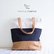 Jean Brown, Triple Temper Totebag at Blisby