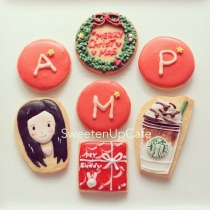 Your Favourite items lll Icing Cookies at Blisby