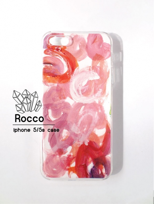 iphone 5/5s/6/6s handmade case สีชมพู large image 0 by RoccoCase