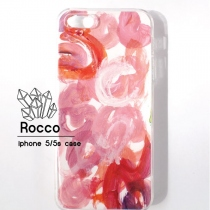 iphone 5/5s/6/6s handmade case สีชมพู at Blisby