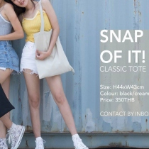 Snap Out Classic Tote Bag  at Blisby