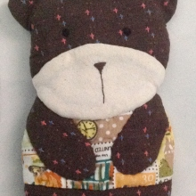 Key cover Bear  at Blisby
