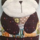 Key cover Bear  thumbnail 3 by ILoveQuilt