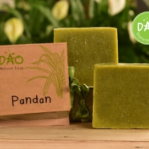 Pandan Soap at Blisby