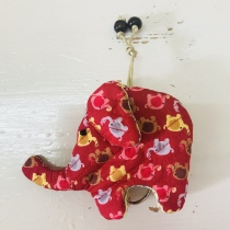 Key cover Elephant at Blisby