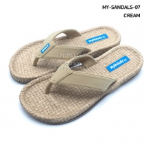MY-SANDALS-07 ( CREAM ) at Blisby