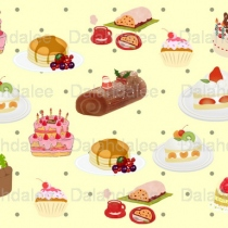 Cake Digital Clip Art at Blisby