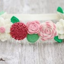 Headband Flower (TEST) at Blisby