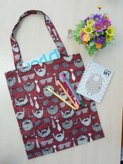 Easy Tote Bag - no lining ไม่มีซับใน large image 0 by TogetherBags