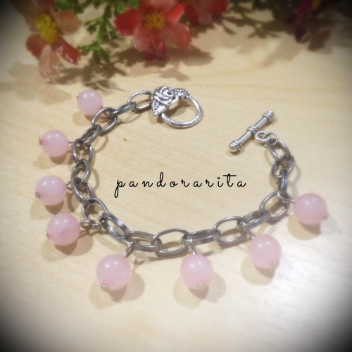 {stone with rose} large image 0 by pandorarita