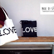 *Create font bag at Blisby