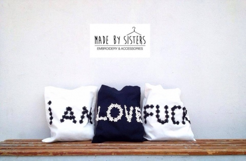 *Create font bag large image 1 by MADEbySistersshop