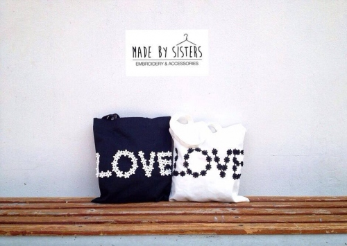 *Create font bag large image 3 by MADEbySistersshop