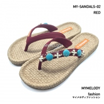 MY-SANDALS-07 ( RED ) at Blisby