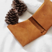 ◄ LIM Nubuck leather wallet ► at Blisby