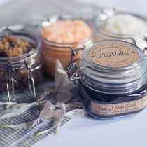 Homemade Body Scrub at Blisby