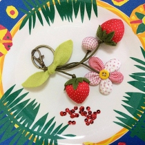 Key Chain collection Fruity at Blisby