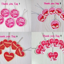 ป้ายThank you Tag  at Blisby