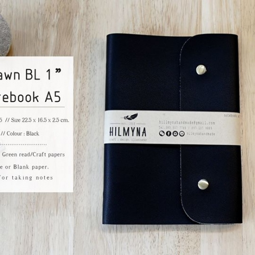 Notebook A5 แบบที่ 2 large image 0 by HILMYNA