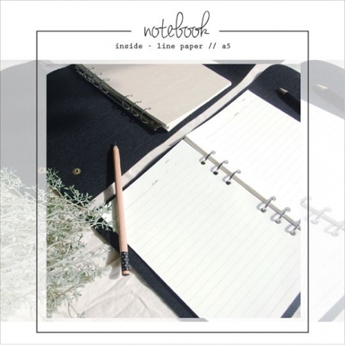 Notebook A5 แบบที่ 2 large image 3 by HILMYNA