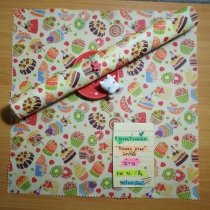 "beewax wrap size 12""x12"" at Blisby"
