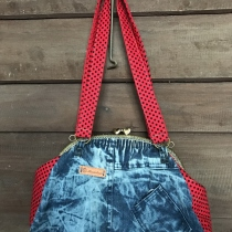 DENIM LOVER  Bag at Blisby