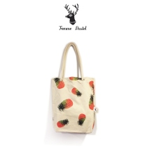 Tote Bag Pine Apple at Blisby
