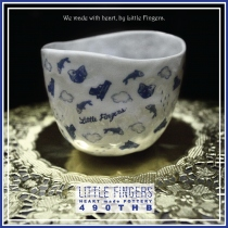 """""""Weapons"""" Tea cup (no handles) at Blisby"""